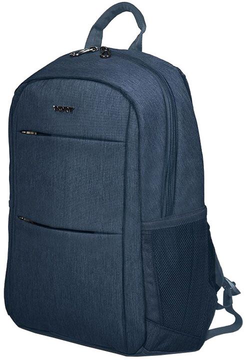 Port Designs SYDNEY batoh na 15,6'' notebook a 10,1'' tablet, modrá