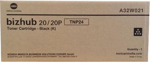 Minolta TNP-24 toner pro bizhub 20P, černá