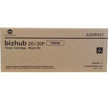Minolta TNP-24 toner pro bizhub 20P, černá - A32W021