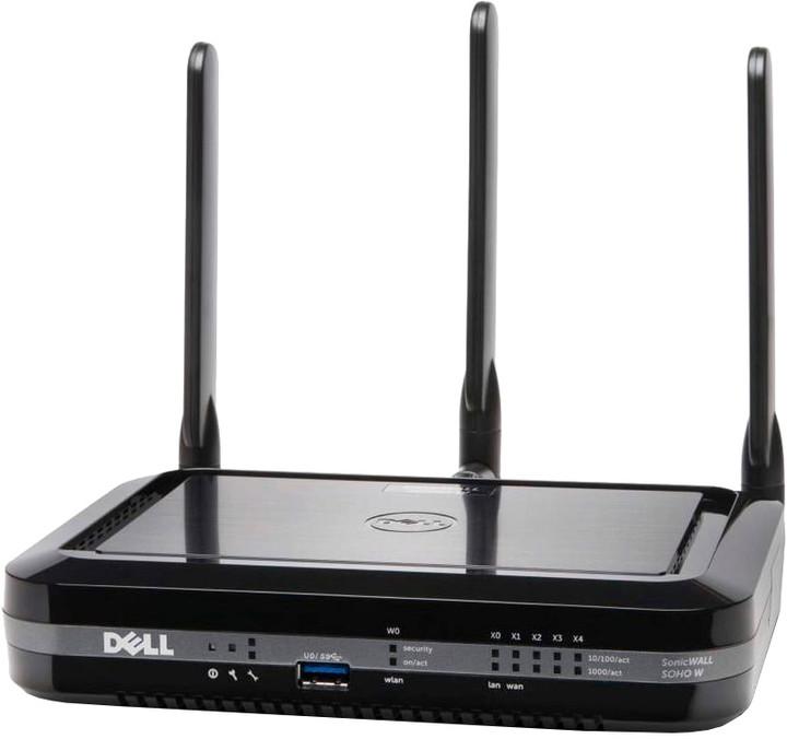 Dell SonicWall SOHO Wireless-N International firewall