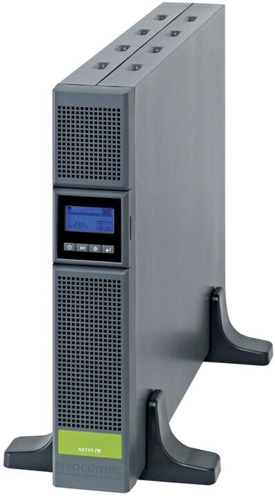 Socomec Netys PR 3300, 2700W, USB, RS232, EPO