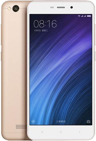 Xiaomi RedMi 4A LTE - 16GB, zlatá