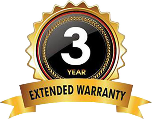 QNAP 3 year extended warranty pro TS-453U without rail - el. licence