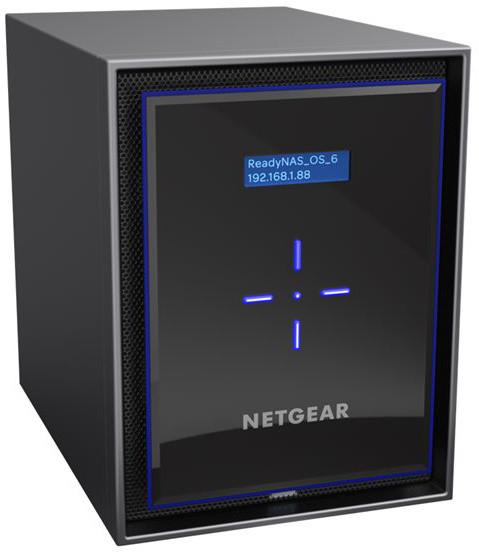 NETGEAR ReadyNAS 426 36TB (6x6TB) ES