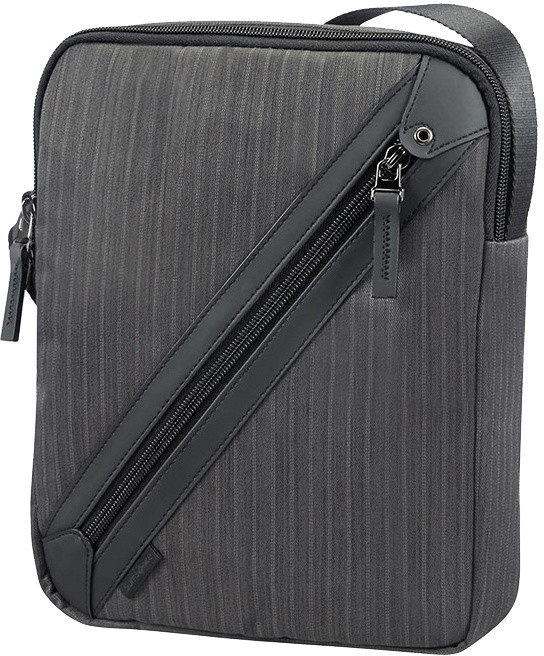 "Samsonite Hip-Style 1 - FLAT CROSSOVER ""S"", antracitová"