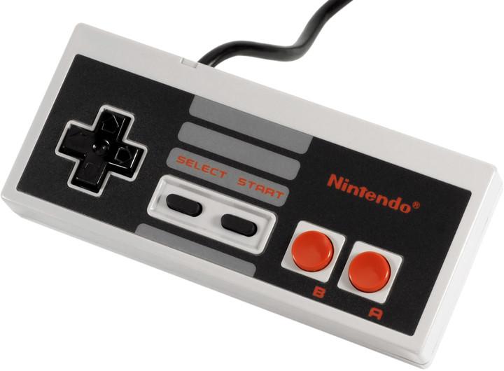 Nintendo Classic Mini controller (NES)