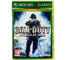 Call of Duty: World At War (Xbox 360) - 84057UK