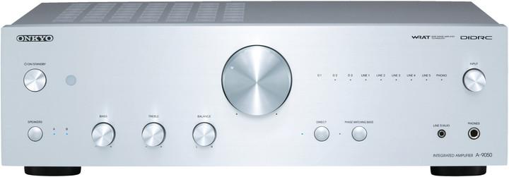 Onkyo A-9050, stříbrná