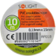 Solight izolační páska 15mm/10m, bílá