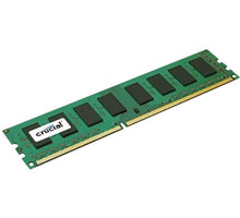 Crucial 2GB DDR3L 1600, Dual Voltage Single Ranked CL 11 - CT25664BD160BJ