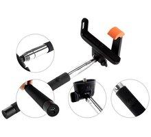 GoGEN 2 Selfie tyč teleskopická, bluetooth, černá - GOGBTSELFIE2B