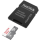 SanDisk Micro SDXC Ultra Android 128GB 48MB/s UHS-I + SD adaptér