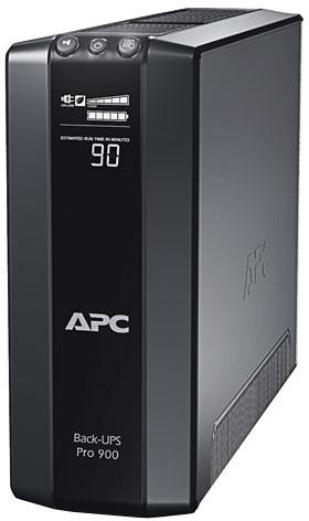 APC Power Saving Back-UPS RS 900, CEE, 230V