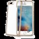 CELLY Laser - pouzdro lemování s kovovým efektem pro iPhone 7, zlaté