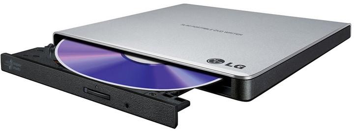 LG GP57EB40, stříbrná