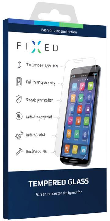 FIXED ochranné tvrzené sklo pro HTC Desire 526G, 0.33 mm