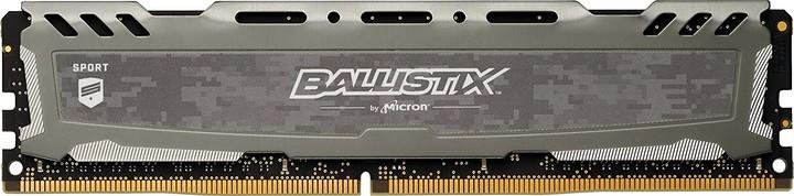 Crucial Ballistix Sport LT Grey 16GB DDR4 2666