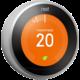 Google chytrý termostat Nest, 3. generace
