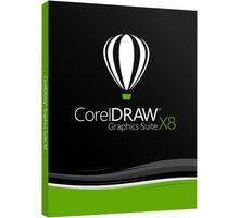 CorelDRAW Graphics Suite X8, DVD Box CZ Upgrade - CDGSX8CZPLDPUG