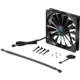 AeroCool Shark Fan, 120 mm, evil black