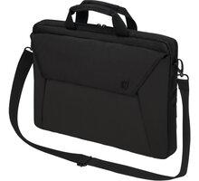 """DICOTA Slim Case EDGE - Brašna na notebook - 13.3"""" - černá - D31208"""