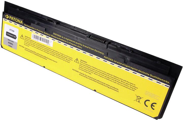 Patona baterie pro DELL LATITUDE E7240 6000mAh Li-Pol 7,4V