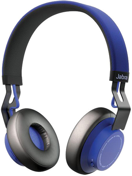 Jabra MOVE Bluetooth stereo sluchátka s HF, Blue