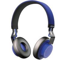 Jabra MOVE Bluetooth stereo sluchátka s HF, Blue - BLUHFPJMOVEBL