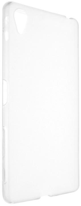 FIXED TPU gelové pouzdro pro Sony Xperia X, bezbarvá