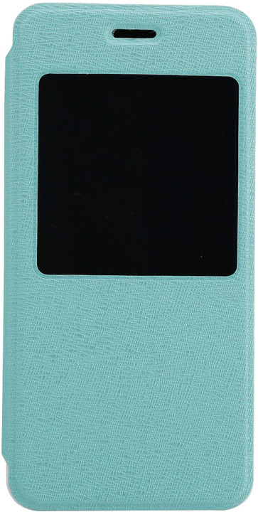 DOOGEE flipové pouzdro pro Doogee DG800, modrá