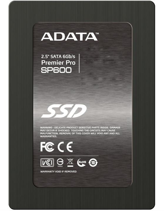 ADATA Premier Pro SP600 - 512GB
