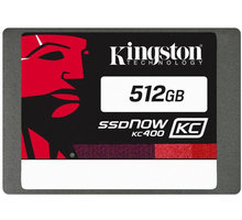 Kingston SSDNow KC400 - 512GB - SKC400S37/512G
