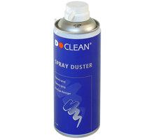D-clean Hořlavý stlačený plyn (P-4001) 400ml