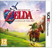 The Legend of Zelda: Ocarina of Time (3DS) - NI3S714