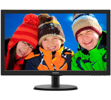 "Philips 223V5LHSB - LED monitor 22"" - 223V5LHSB/00"