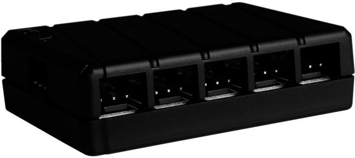 NZXT Grid kontrolér ventilátoru, 10-slot hub