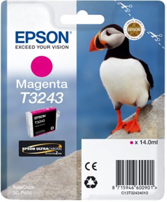 Epson T3243, magenta