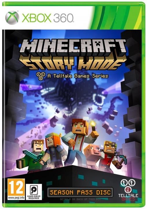 Minecraft: Story Mode - X360