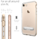 Spigen Crystal Hybrid pro iPhone 7, champagne gold
