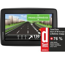 TOMTOM START 25 Regional Lifetime - CE - 1EN5.030.00