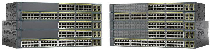 Cisco Catalyst 2960-Plus 24LC-L