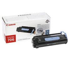 Canon CRG-706, černý - 0264B002