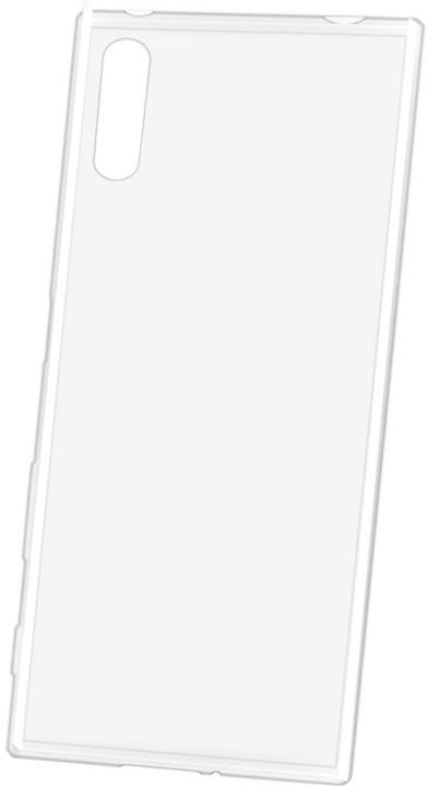 CELLY Gelskin pouzdro pro Sony Xperia XZ, bezbarvé