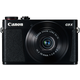 Canon PowerShot G9X, černá