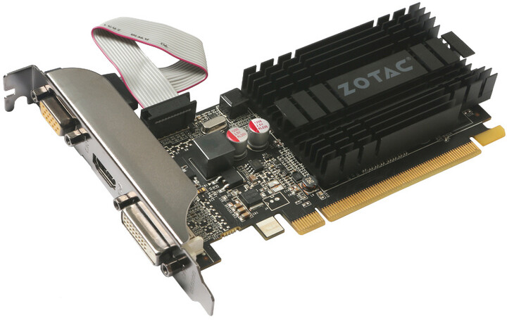 Zotac GT 710 Zone Edition, 1GB
