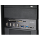 Akasa AK-HC-05U3BK InterConnect Pro