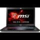 MSI GS72 6QE-246CZ Stealth Pro 4K, černá