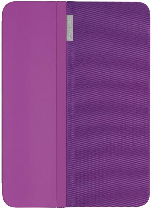 Logitech Any Angle pouzdro na iPad mini, fialová