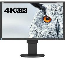 "NEC MultiSync EA244UHD, černá - 4K LED monitor 24"" - 60003683"