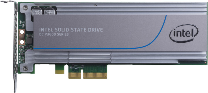 Intel SSD DC P3600, PCIe - 400GB